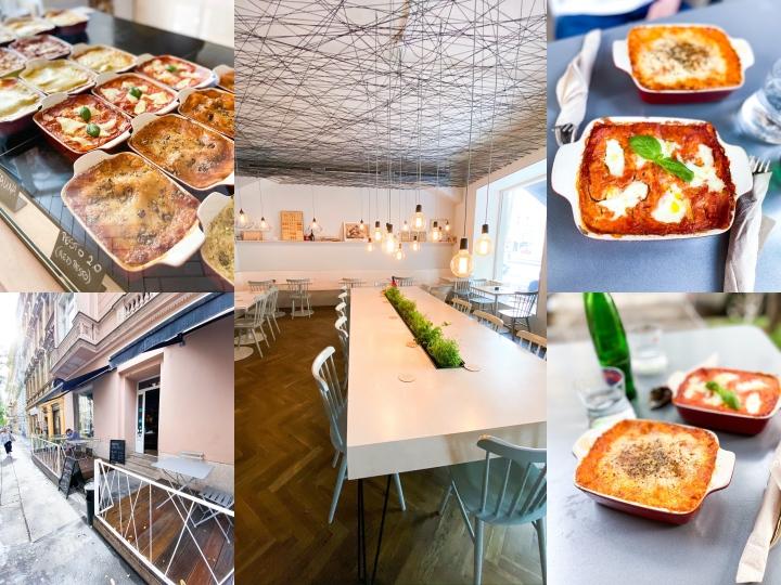 Lasagneria: Nejlepší lasagne vPraze
