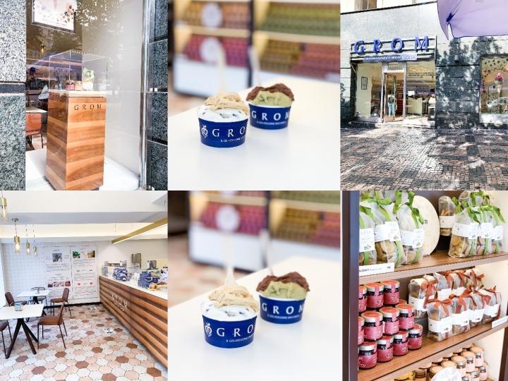 GROM: Nová ryze italská gelaterie s tou nejlepší zmrzlinou vPraze
